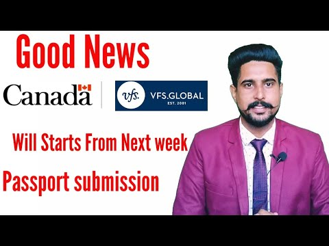 Canada Visa|Canada VFS GlobalBig Update|VFS Global|Latest Updates Canada Visa And Immigration|