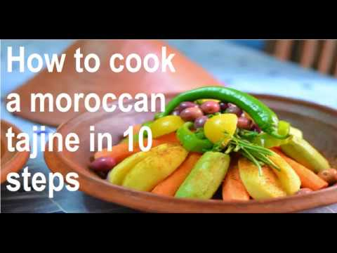 How to cook moroccan tajine in 10 simples steps