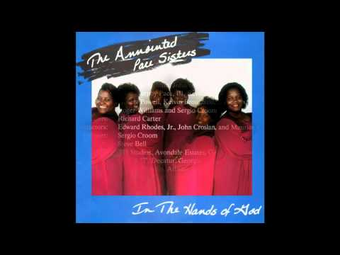 """Jesus Loves Me"" (Original)(1990) Anointed Pace Sisters"