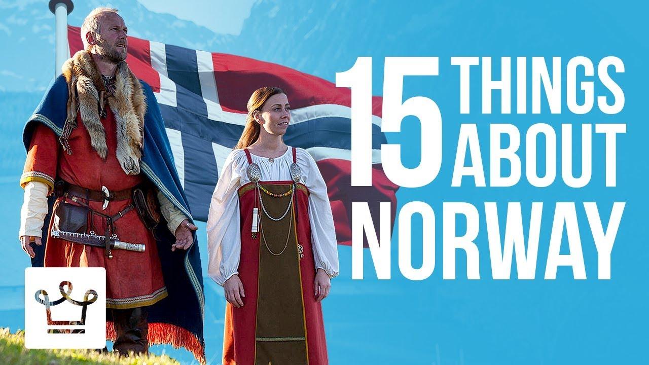 15 работи кои не сте ги знаеле за Норвешка
