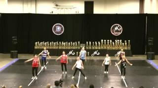 2017 Kingwood Fillies Social Officer Dance - MA Nationals