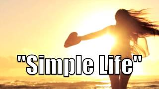"Happy Acoustic Instrumental (Beat) ""Simple Life"""