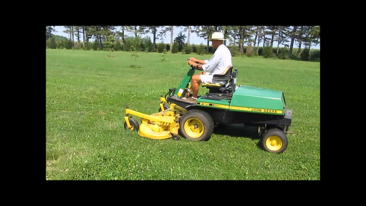 john deere f mower acirc home and furnitures reference john deere f911 mower john deere f911 lawn mower for at auction