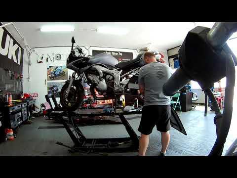 Yamaha FZ6 kit