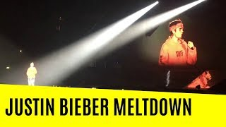 Justin Bieber Booed By Crowd In Manchester On The PURPOSE World Tour