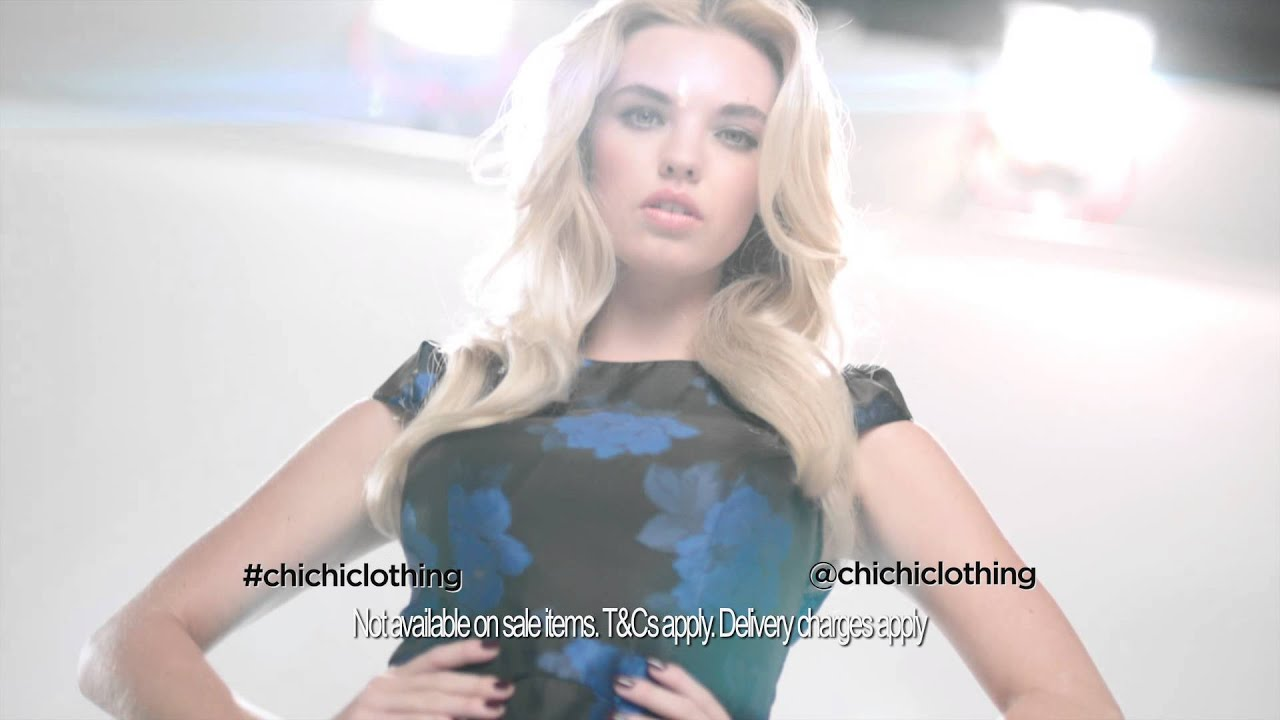 d898e6cd50 Chi Chi London Fashion Commercial featuring Francesca Cosh - YouTube
