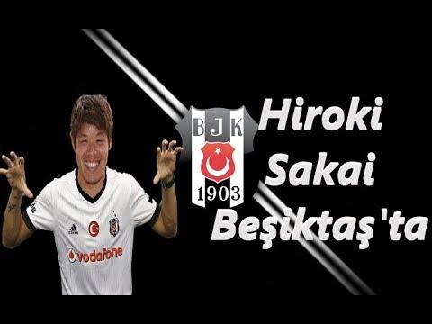 Hiroki Sakai Beşiktaş'ta | Welcome to Beşiktaş | Hiroki Sakai Goals, Skills | HD