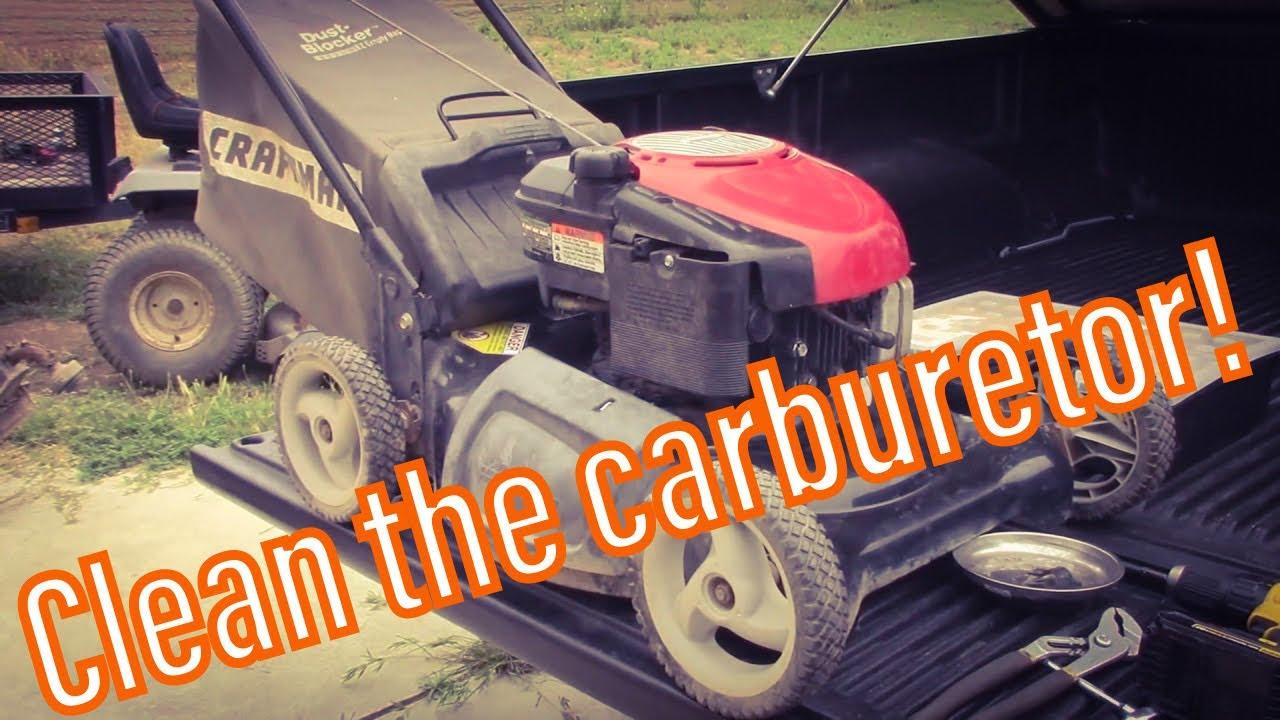 craftsman ez walk lawn mower manual