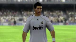 FIFA 10 - Ronaldo The Terminator
