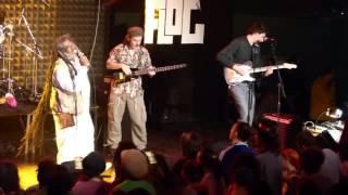 JOHNNY CLARKE - Left With A Broken Heart Live@Flog 08 Nov 2013