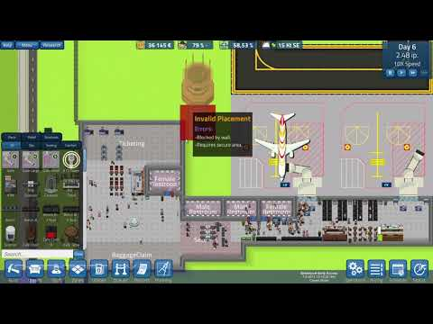 SimAirport gameplay #02  New Updates In Airport Management Game