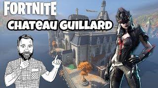 Mapa Overwatch w Fortnite Château Guillard - Giveaway