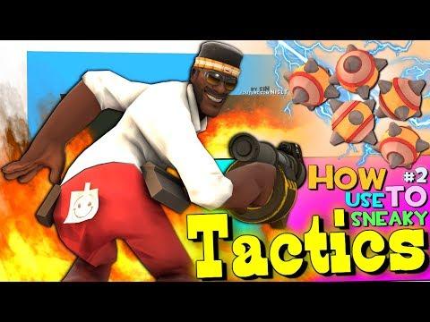 TF2: How to use Sneaky Tactics #2 (Exploit)