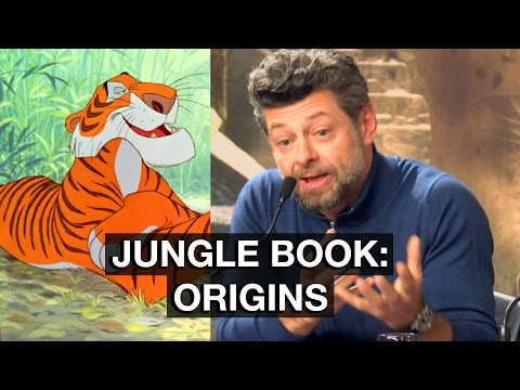 Andy Serkis Interview - Jungle Book: Origins & The Hobbit 3 Motion Capture