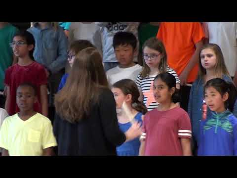 Joseph Estabrook School Grade 3 Concert 2019