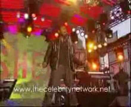 Usher - Here I Stand at the Jimmy Kimmel Show