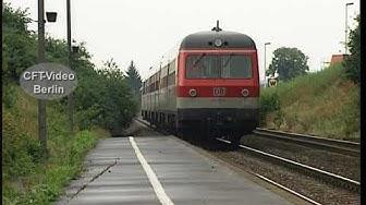 Die Baureihe 614 ein Kurzportrait.