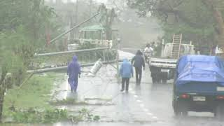 At least six dead as Typhoon Yutu hits Philippines