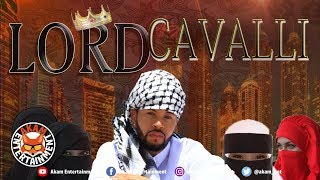Lord Cavalli - 4 Wives (Raw) January 2019