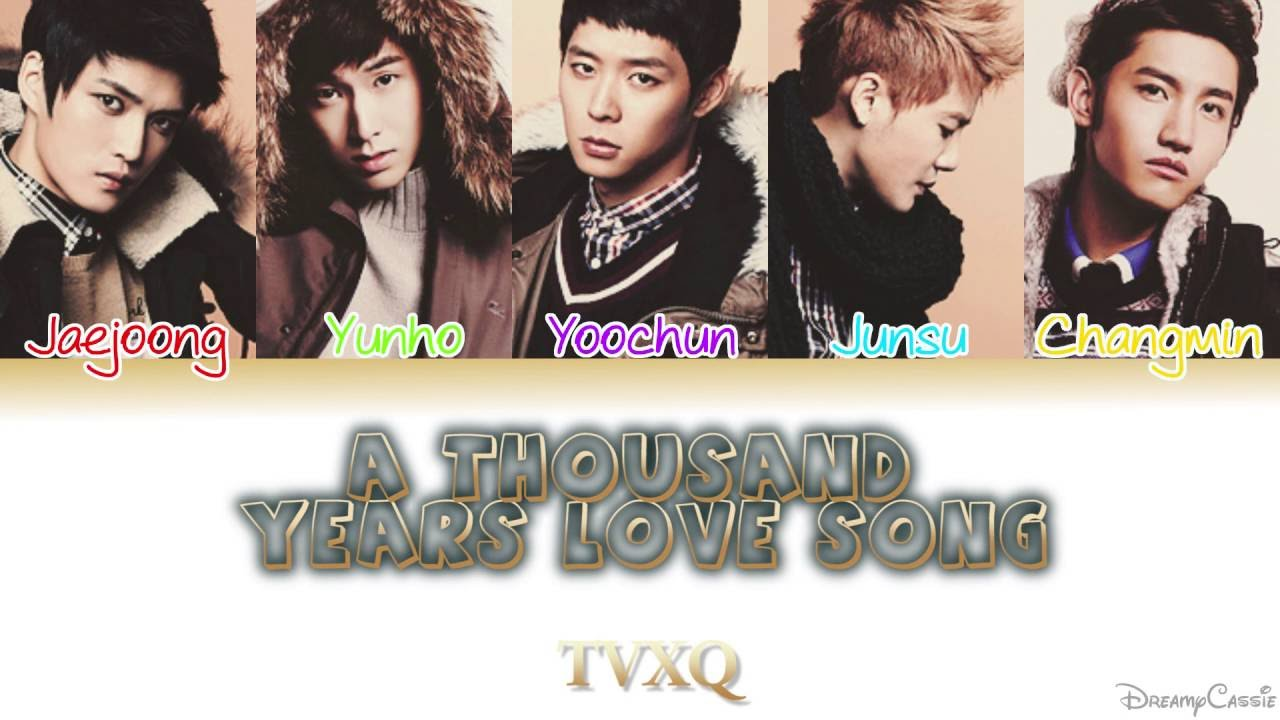 song tvxq