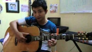 #13 Các nốt nhạc cơ bản trên đàn guitar - Bài giảng guitar Văn Anh