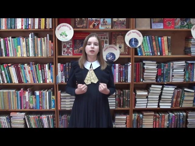 Изображение предпросмотра прочтения – АлисаГончарова читает произведение «Я научилась просто, мудро жить...» А.А.Ахматовой