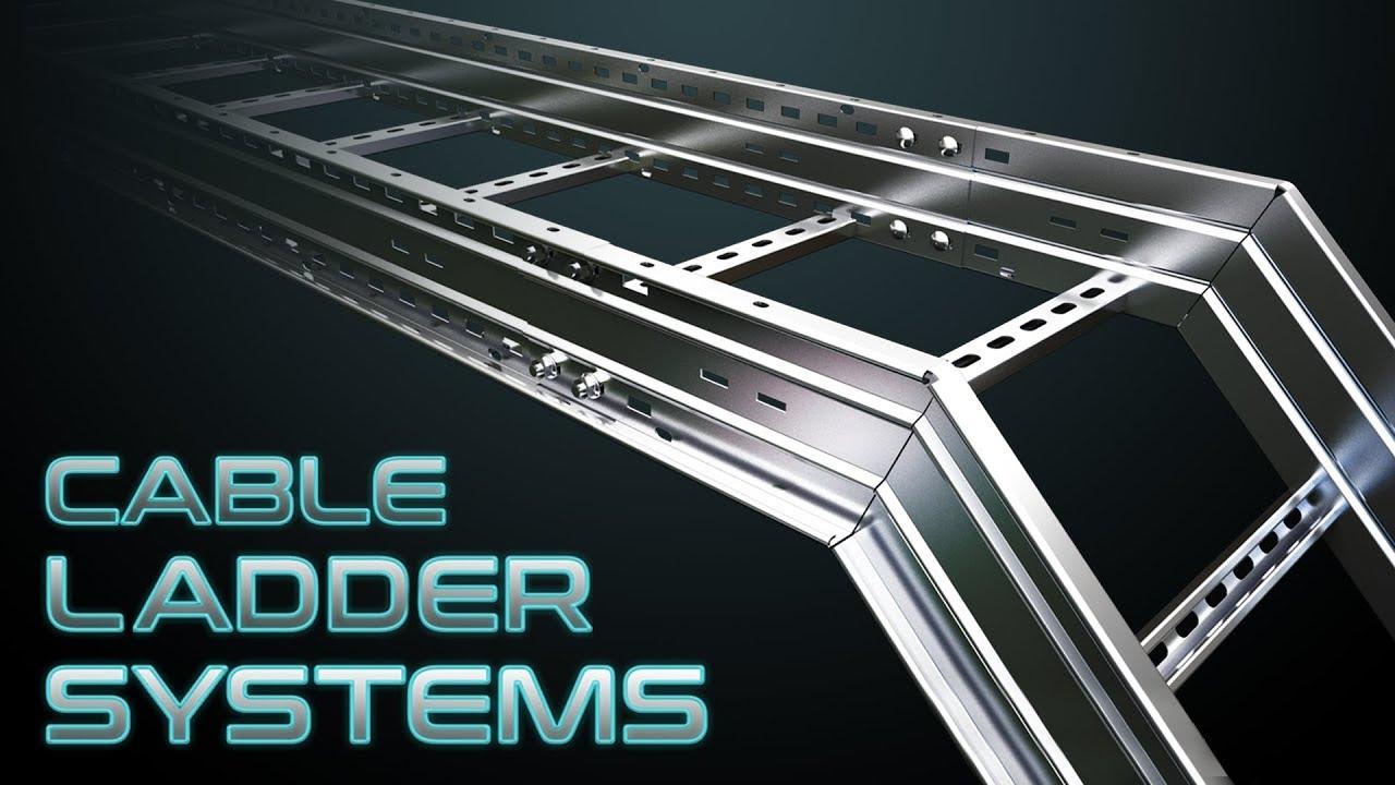 Cable Ladder  | E-Line KCA OG | EAE Elektrik