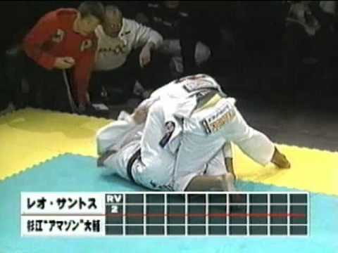 Bull Terrier Pro Jitsu: Leo Santos vs. Daisuke Sugie