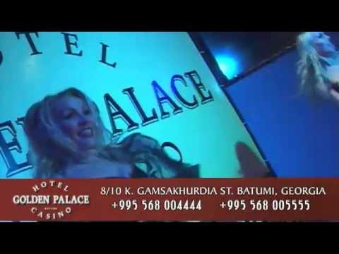 Golden Palace Batumi. Late Night Show.