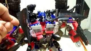 Video Transformers ROTF Optimus Prime with Fans Want It 3 Jet Power Upgrade Kit download MP3, 3GP, MP4, WEBM, AVI, FLV Maret 2018