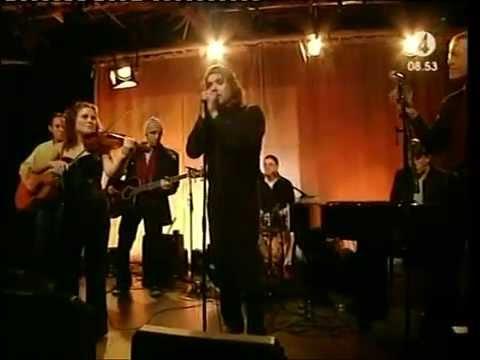 """""""Elsinore"""" live, av Björn Afzelius med Thorsten Flinck på TV4"""
