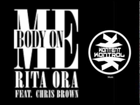 Rita Ora - Body On Me (Feat.  Chris Brown) (Clean) (2015)