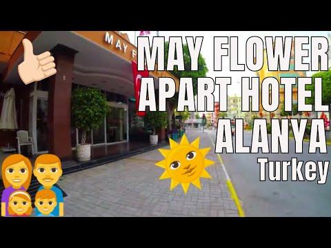 May Flower Apart Hotel (Alanya Turkey)
