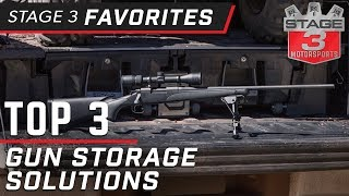 Top 3 Ford F150 Gun Storage Solutions