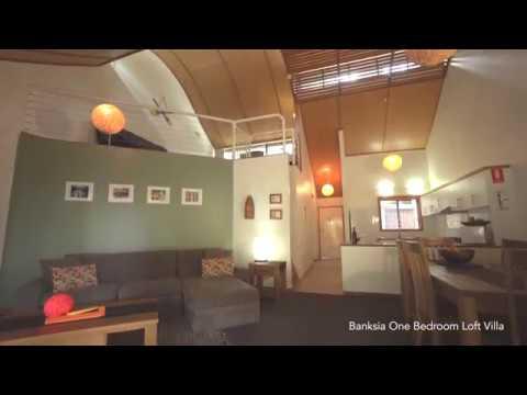 One Bedroom Loft Villa - Kingfisher Bay Resort Fraser Island