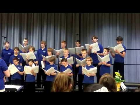 Mid-Columbia Boy's Choir (Marie Curie Elementary School)