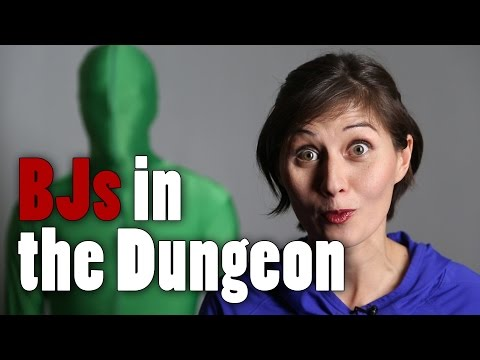 Blowjobs in the Dungeon