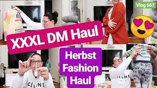 XXXL dm HAUL! + Zalando Outlet & NewYorker Herbst Haul l Vlog 667