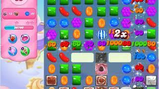 Candy Crush Saga   level 438 no boosters