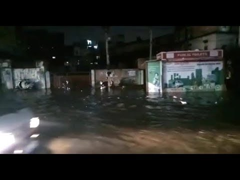Heavy Rain in Hyderabad Leads To A Big Problem To The People of Hyderabad | @ SACH NEWS |