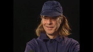 Helge Schneider als arbeitsloser Marx-Kenner DCTP