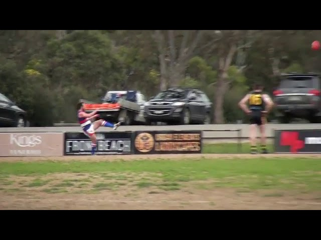 Rd 16 Queenscliff Behinds