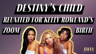 Destiny's Child Reunited For K…