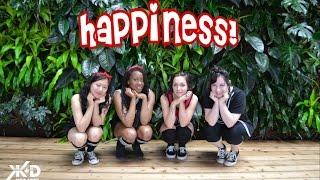 Red Velvet 레드벨벳 행복 - Happiness Dance Cover | Kapital K-Dance