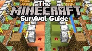 Pumpkin & Melon Farms! ▫ The Minecraft Survival Guide (Tutorial Lets Play) [Part 43]