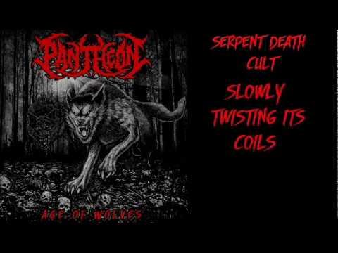Pantheon - Serpent Death Cult (lyric video)