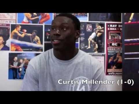 Curtis Millender Fight Club OC