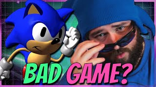 Is Sonic 3D Blast Really That Bad?