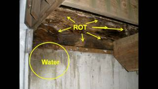 Wood Rot Repair - ProMaster Home Repair