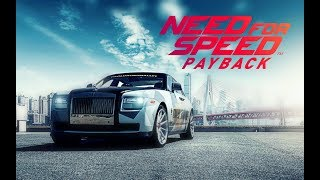 NFS Payback - The Highway Heist Mission [Stealing back the Regera]